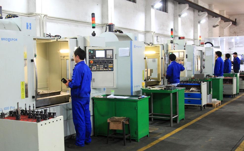 World-class machining operations